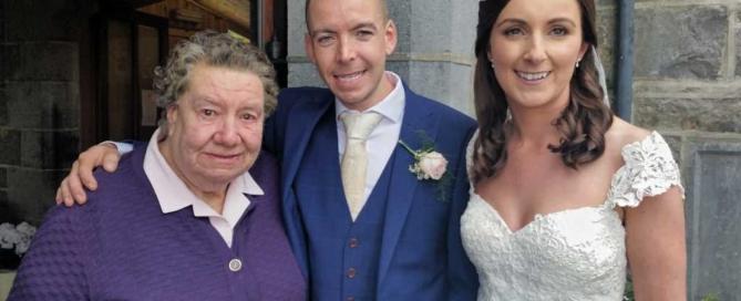 Niall and Breda's wedding