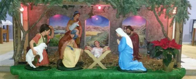 St. Mary's Crib