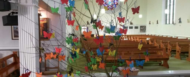 Prayer Intention Tree 2017