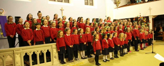 Girls School Choir