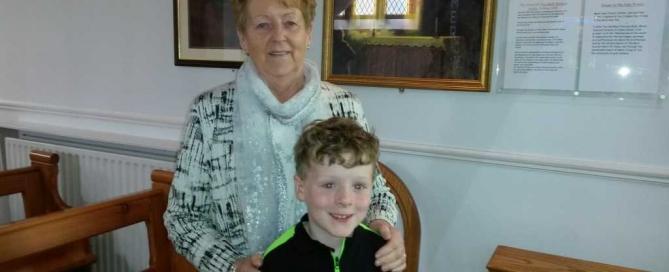 Margaret O'Mahony and  Josh O' Sullivan
