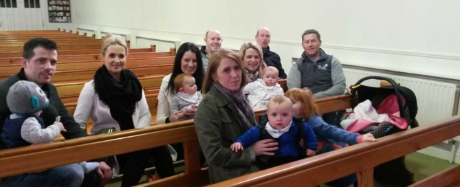Blessing of Babies