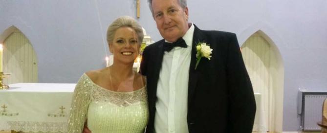 Hubert and Deirdre's Wedding