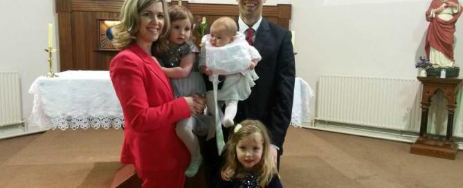 The Healy Family