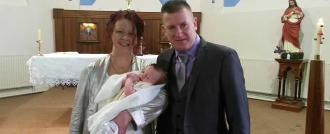Murphy Hourigan Baptism