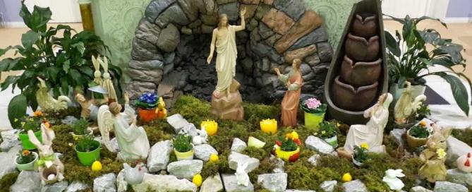 2019 Easter Garden