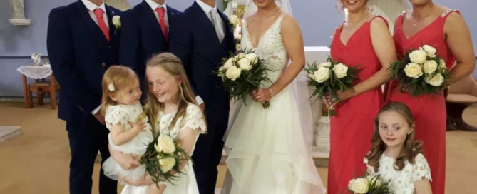 Marie and eoin Wedding