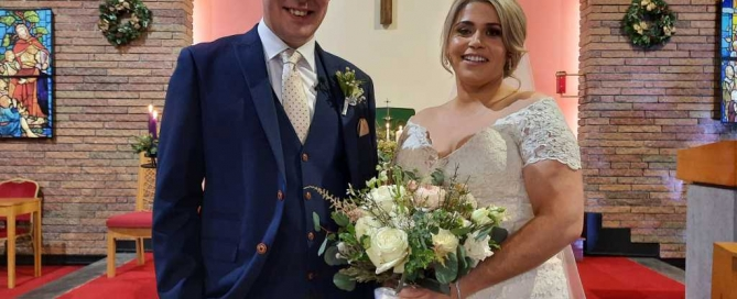 Aisling and Donnagh Wedding