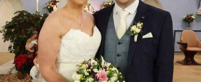 Lisa and Johnaton wedding
